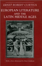 Curtius, Ernst Robert European Literature and the Latin Middle Ages