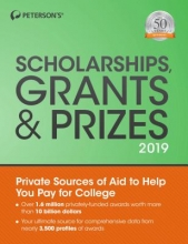 Peterson`s Scholarships, Grants & Prizes 2019
