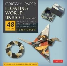 Tuttle Origami Paper Floating World Ukiyo-e (small)