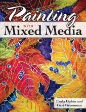 Paula Guhin,   Geri Greenman Painting with Mixed Media