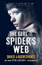 Lagercrantz, David The Girl in the Spider`s Web. Film Tie-In