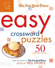 The New York Times The New York Times Easy Crossword Puzzles