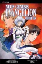 Sadamoto, Yoshiyuki Neon Genesis Evangelion 10