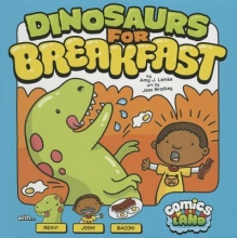 Lemke, Amy J. Dinosaurs for Breakfast