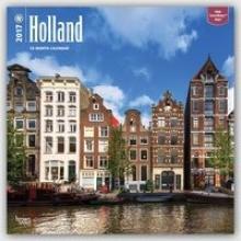 Holland 2017 Calendar