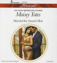 Yates, Maisey Married for Amari`s Heir
