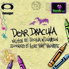 Williamson, Joshua Dear Dracula