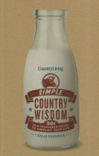 Waggoner, Susan Country Living Simple Country Wisdom