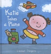 Slegers, Liesbet Katie takes a plane