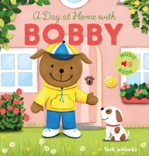 Ruth Wielockx , A day at home with Bobby (music book)