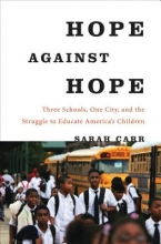 Carr, Sarah Hope Against Hope