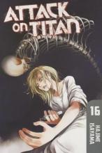 Isayama, Hajime Attack on Titan 16