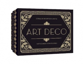 Bickford-Smith, Coralie Art Deco Notecards & Envelopes