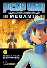 Ariga, Hitoshi Mega Man Megamix 3
