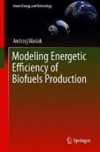 Wasiak, Andrzej Modeling Energetic Efficiency of Biofuels Production