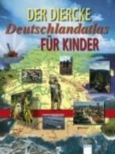 Zahn, Ulf Der Diercke Deutschlandatlas für Kinder