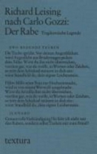 Leising, Richard Der Rabe