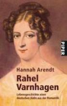Arendt, Hannah Rahel Varnhagen