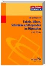 Ehrismann, Otfrid Fabeln, Mären, Schwänke und Legenden im Mittelalter