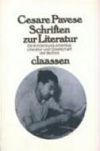 Pavese, Cesare Pavese, C: Schriften zur Literatur