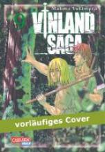 Yukimura, Makoto Vinland Saga 09