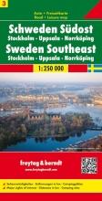 , F&B Zweden 3 Zuidoost, Stockholm, Uppsala, Norrköping