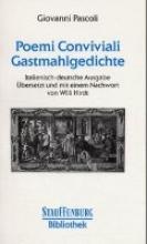 Pascoli, Giovanni Poemi Conviviali /Gastmahlgedichte