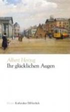 Herzog, Albert Ihr glücklichen Augen