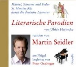 Harbecke, Ulrich Mantel, Schwert und Feder. St. Martins Ritt durch die deutsche Literatur