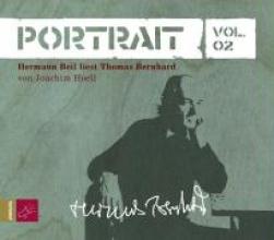 Hoell, Joachim Portrait 02. Thomas Bernhard. 2 CDs
