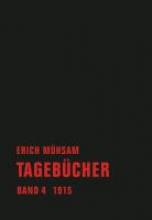 Mühsam, Erich Tagebücher