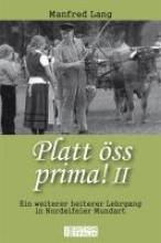 Lang, Manfred Platt öss prima! 2