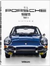 Rene Staud The Porsche 911 Book, Small Flexicover Edition