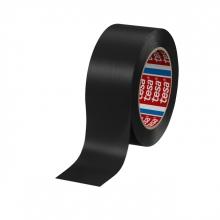 , Vloermarkeringstape Tesa 04169 50mmx30m zwart