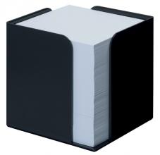 , Memokubus Jalema Re-Solution 95x95x95mm + 700vel zwart