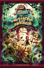 Anna Ruhe , De magische apotheek – Het mysterie van de zwarte bloem