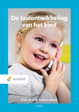 Annemarie Schaerlaekens , Taalontwikkeling van het kind