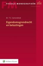 T.C. Gerverdinck , Eigendomsgrondrecht en belastingen