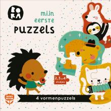 Deborah van de Leijgraaf , Mijn eerste puzzels
