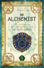 Michael Scott , De alchemist