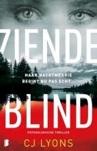C.J.  Lyons Ziende blind