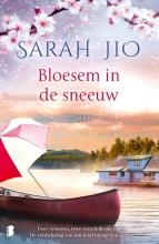 Sarah  Jio Bloesem in de sneeuw