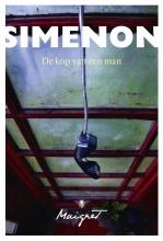 Georges Simenon , De kop van een man
