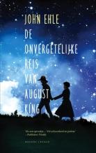 John  Ehle De onvergetelijke reis van August King