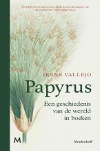 Irene Vallejo , Papyrus