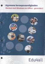 , Werken met Office gevorderd Werkboek