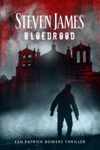 Steven James , Bloedrood