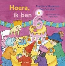 Busser, Marianne / Schrder, Ron Hoera, ik ben 6