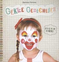 Charlotte  Verrecas Gekke gezichtjes