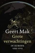 Geert Mak Grote verwachtingen + epiloog - pbk